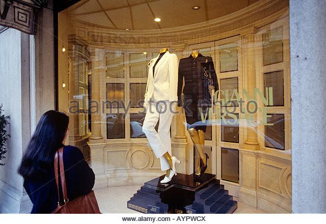 Gianni Versace Stock Photos Gianni Versace Stock Images Alamy