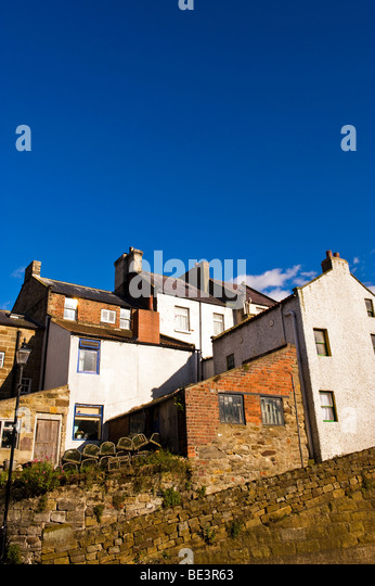 Staithes Village Uk Stock Photos Amp Staithes Village Uk