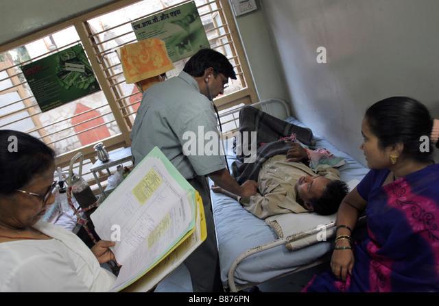 Poverty India Hospital Stock Photos & Poverty India ...