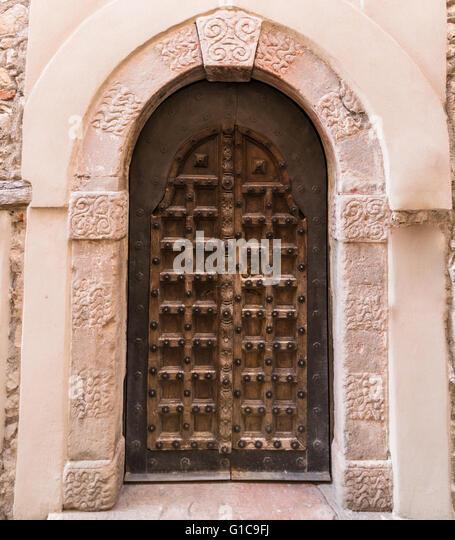 Medieval Front Doors: Medieval Front Door Stock Photos & Medieval Front Door