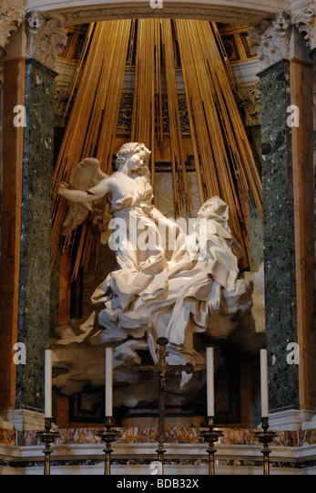 the ecstasy of st theresa Ap art history search this site home which is clearly displayed in his ecstasy of st teresa this is saint teresa's description of the event that bernini.