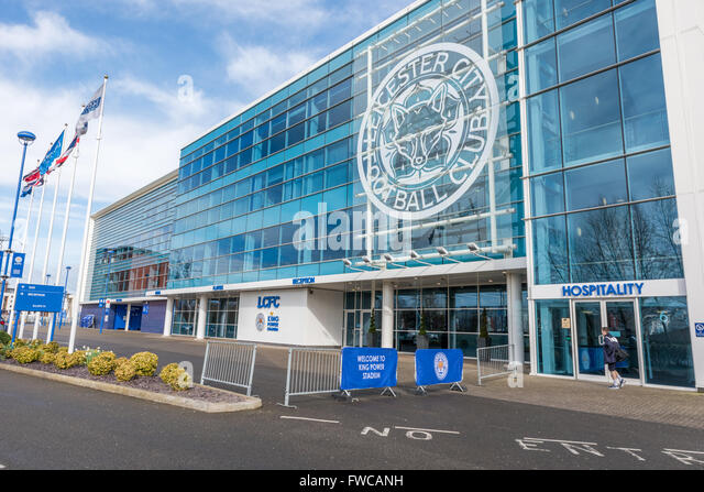 Leicester City Football Stock Photos & Leicester City