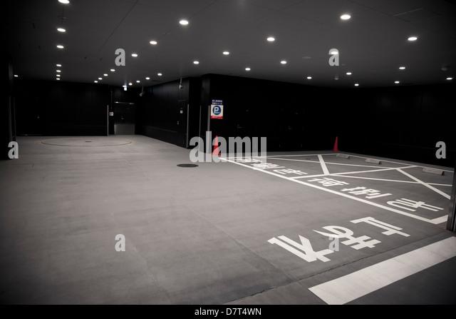 Underground Parking Entrance Stock Photos Underground