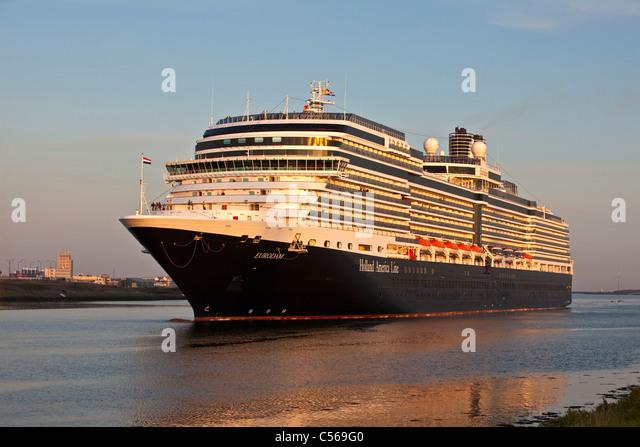 Eurodam Cruise Ship Stock Photos Eurodam Cruise Ship Stock - Eurodam cruise ship