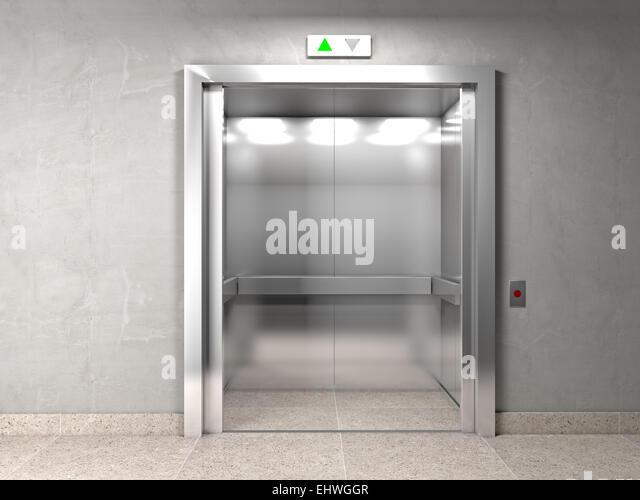 Indoor elevator stock photos indoor elevator stock for Indoor elevator
