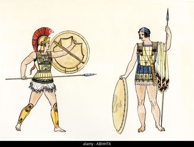 ancient greek soldier stock photos amp ancient greek soldier