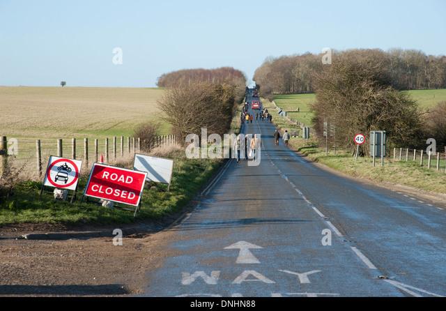 A344 road
