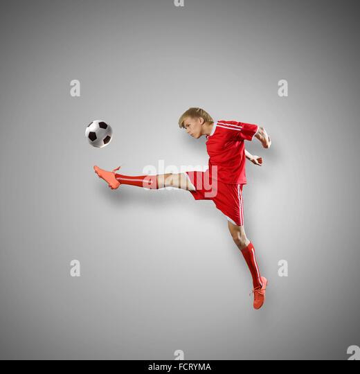 Jumping Kick Stock Photos Amp Jumping Kick Stock Images Alamy