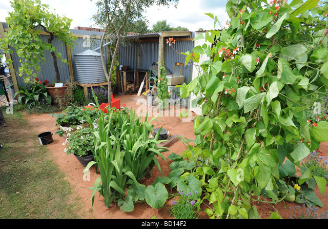 Garden designer stock photos garden designer stock for Garden design knutsford