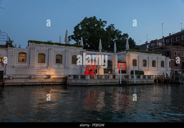 peggy guggenheim collection stock photos peggy guggenheim collection stock images alamy
