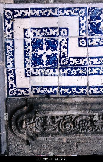 Casa de los azulejos mexico city stock photos casa de for La casa de los azulejos mexico