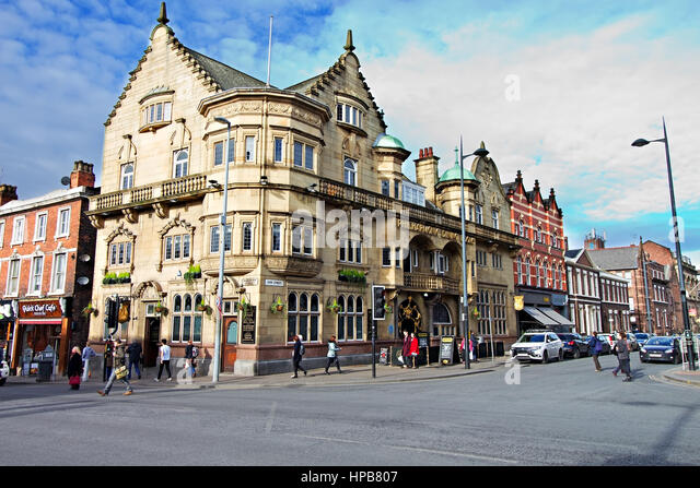 Philharmonic Pub and Dining Rooms in Hope Street  Liverpool  Merseyside UK    Stock Image. Philharmonic Dining Rooms In Hope Stock Photos   Philharmonic