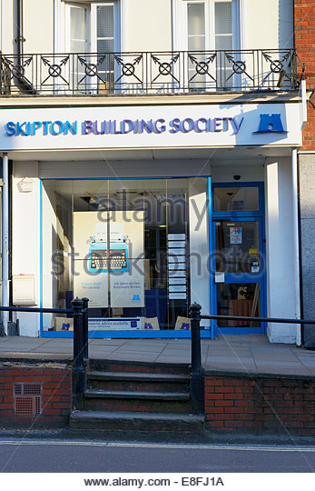 Skipton Building Society Local Branches