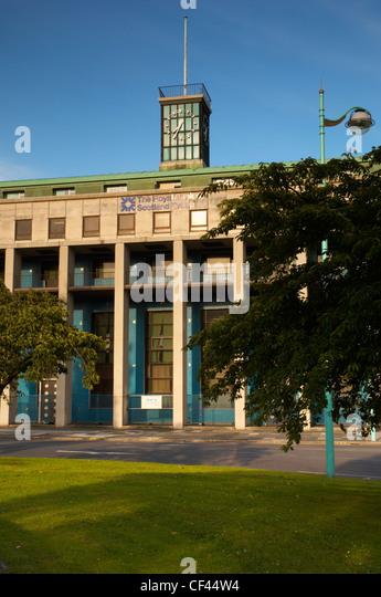 Bank Of Scotland Buildings Stock Photos Amp Bank Of Scotland