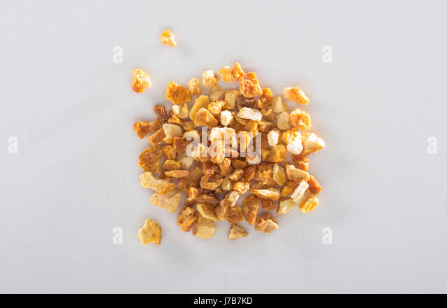 Orange Zest - Stock Image