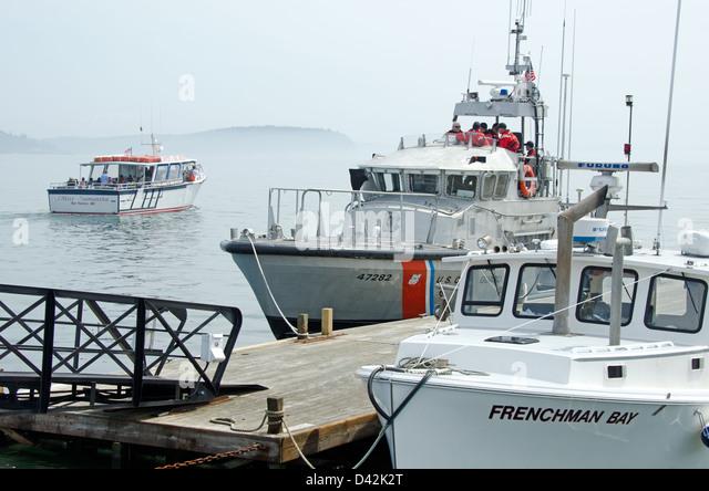 Lobster Boat Bar Harbor Stock Photos & Lobster Boat Bar Harbor Stock Images - Alamy