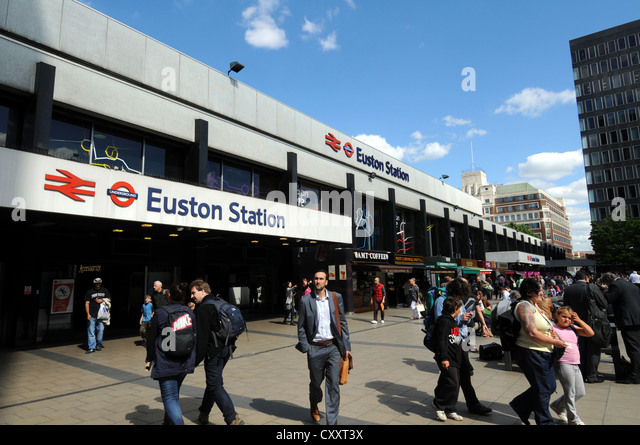 how to get from waterloo to euston