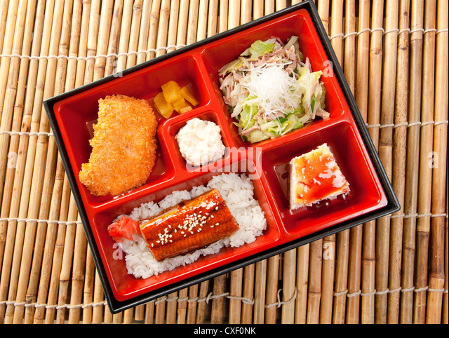 bento lunch box stock photos bento lunch box stock images alamy. Black Bedroom Furniture Sets. Home Design Ideas