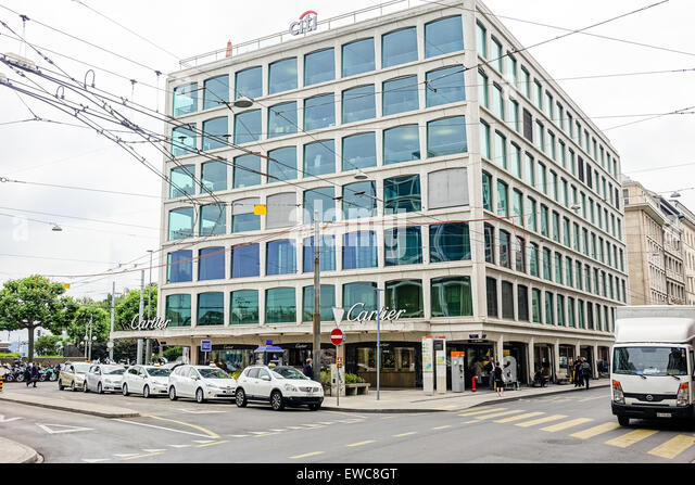Cartier stock photos cartier stock images alamy for Jewelry stores in geneva switzerland