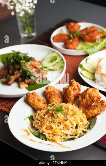 Thai foods stock photos thai foods stock images alamy for 9 tastes thai cuisine cambridge