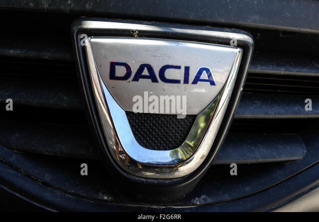 Dacia Logan Car Stock Photos Dacia Logan Car Stock Images Alamy