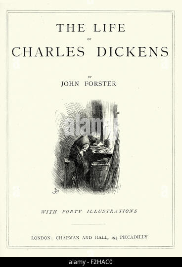 a biography of charles dickens Free essay: charles dickens, the son of john and elizabeth dickens, was born in  landport on 7th february 1812 john dickens worked as a clerk at the navy.