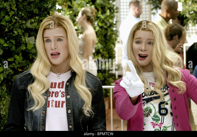 Tori Spelling white chicks