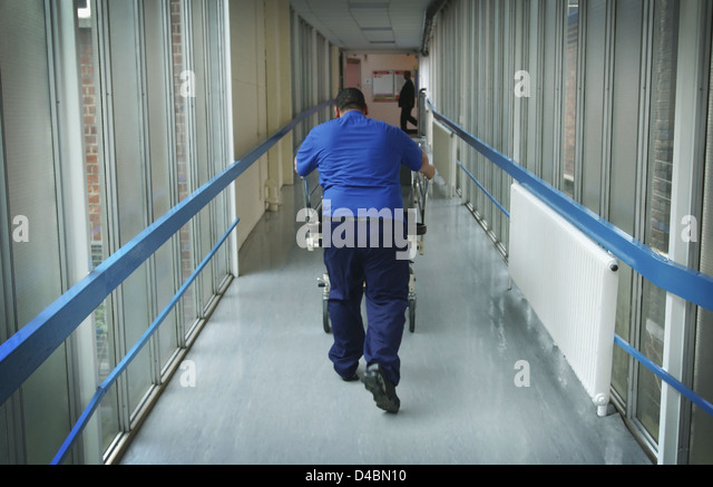 Hospital Orderly Other