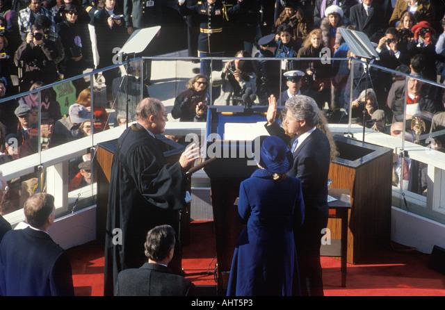 1993 clinton inauguration stock photos 1993 clinton inauguration stock images alamy - When did clinton take office ...