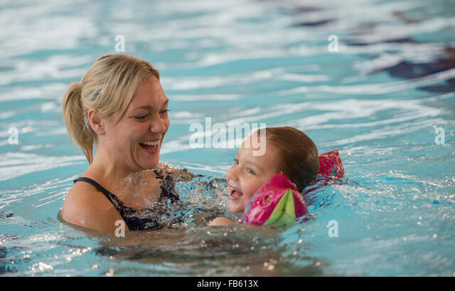 Leisure centre pool stock photos leisure centre pool - Gyms in rotherham with swimming pools ...