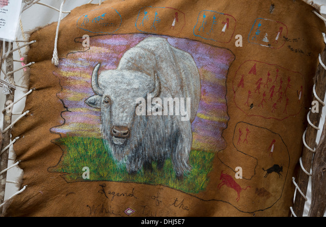 Buffalo Dance A Blackfoot Legend