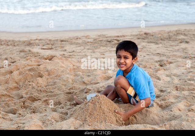Boy Indian Swimming Water Stock Photos Boy Indian Swimming Water Stock Images Alamy