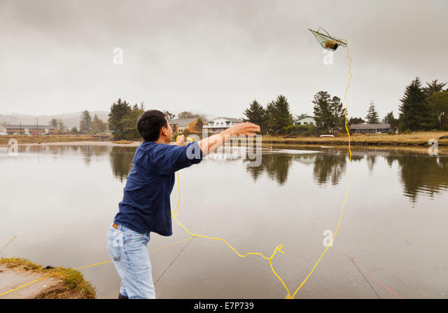 Gearhart stock photos gearhart stock images alamy for Seaside oregon fishing