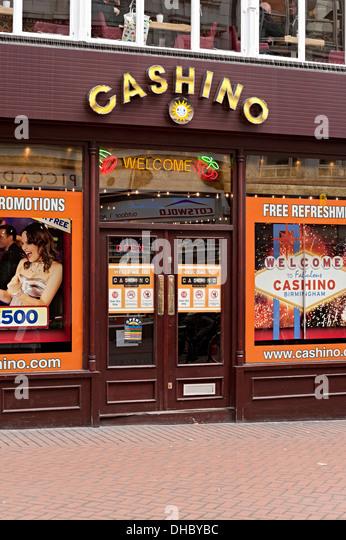 Slot machines birmingham
