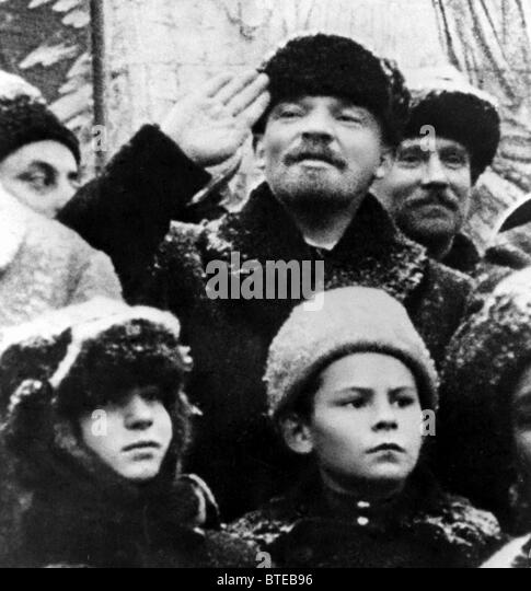 Parade Anniversary October Revolution Stock Photos & Parade ...