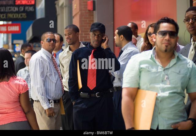 Unemployment Line Stock Photos & Unemployment Line Stock Images ...