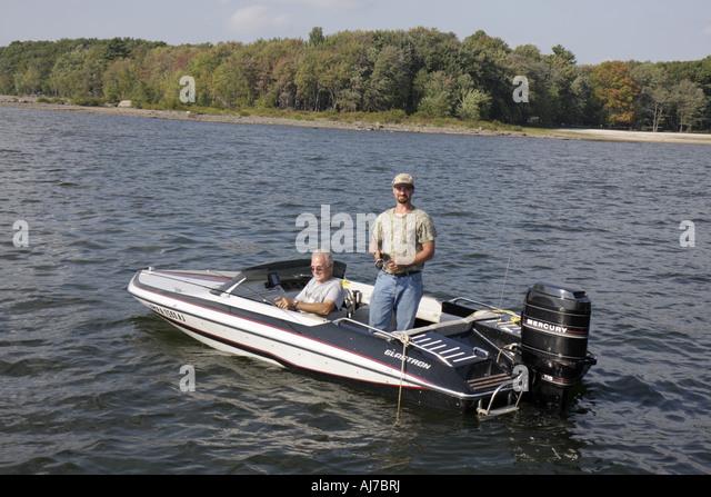 Pocono lake stock photos pocono lake stock images alamy for Pa fish and boat