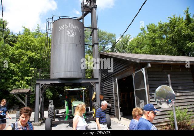 Jack Daniels Distillery Stock Photos Amp Jack Daniels