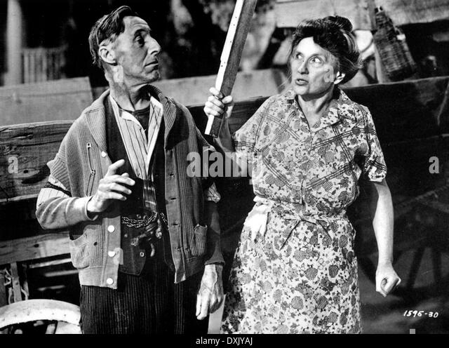 Ma And Pa Kettle ~ Marjorie main stock photos images