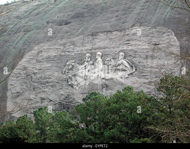 Stone mountain georgia stock photos