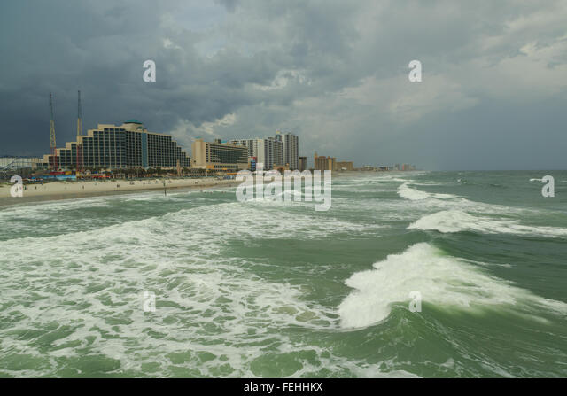 Daytona Beach Boardwalk Stock Photos Amp Daytona Beach