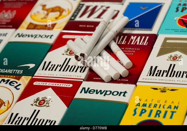 Marlboro cigarettes sold in Utah