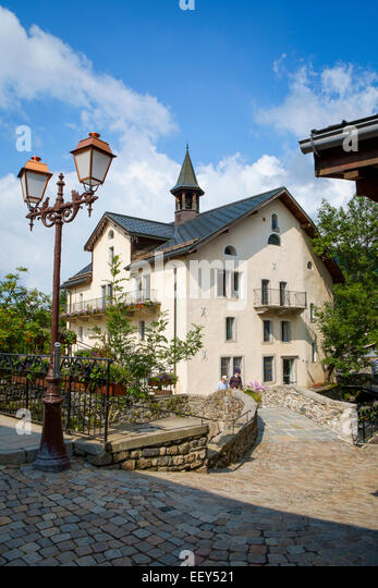 Megeve ski stock photos megeve ski stock images alamy - Office du tourisme megeve haute savoie ...