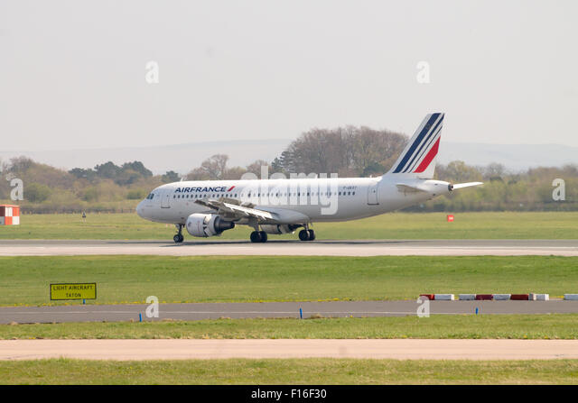 Airfrance stock photos airfrance stock images alamy for Airbus a320 air france interieur