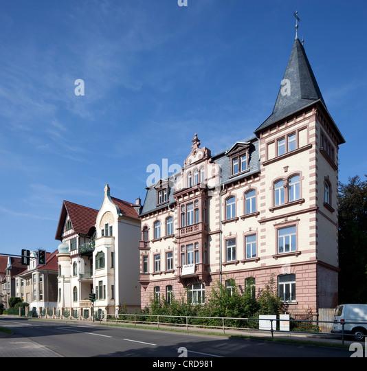 Townhouse Germany Stock Photos Townhouse Germany Stock