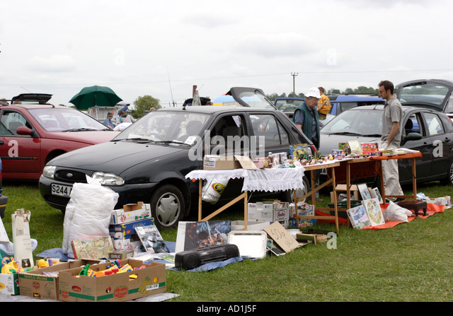 Car Boot Sale In Leeds Uk