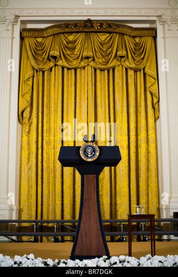 Presidential Podium Stock Photos & Presidential Podium
