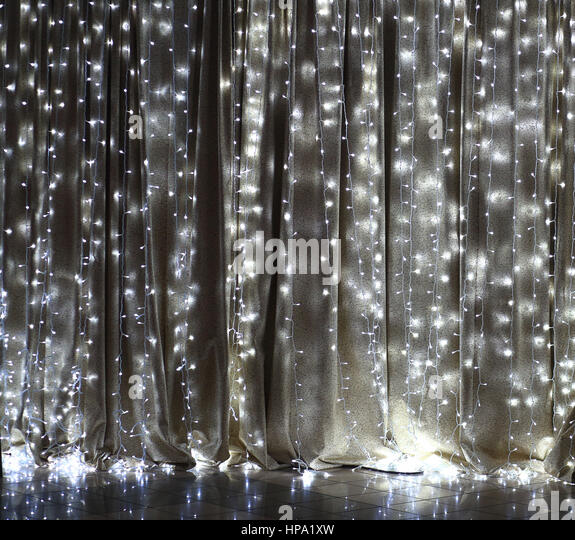 String Lights Backdrop : String Lights Night Stock Photos & String Lights Night Stock Images - Alamy