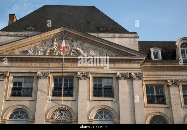 Martroi stock photos martroi stock images alamy for Chamber of commerce france