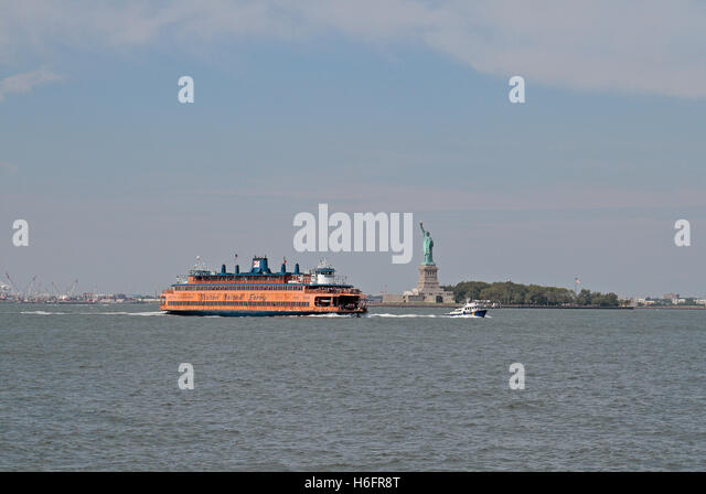 Governors Island Ferry Red Hook